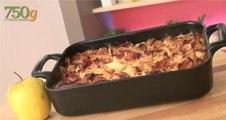 Recette de Clafoutis aux pommes - 750 Grammes