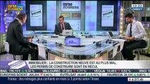 Immobilier: les taux d'intérêt des crédits immobiliers sont toujours en baisse: Olivier Marin, dans Intégrale Placements - 27/03