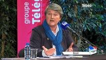 Municipales 2014 - Le débat Tébéo - Brest