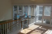 ground floor for rent in sarayat el maadi duplex with privet big garden privet entrance
