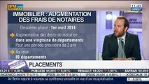 Immobilier: quelles nouveautés pour les acquéreurs: Ludovic Huzieux, dans Intégrale Placements – 27/03