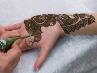 Beautiful Mehndi Design Video