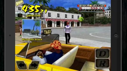 Crazy Taxi iOS, Android Review
