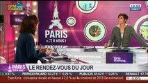 Le rendez-vous du jour: Sylvie Wolff, dans Paris est à vous – 27/03