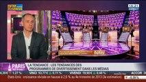 La tendance du moment: Les tendances des programmes de divertissement dans les médias, dans Paris est à vous – 27/03