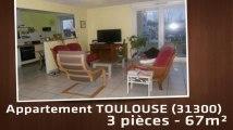 A vendre - Appartement - TOULOUSE (31300) - 3 pièces - 67m²
