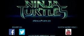 Teenage Mutant Ninja Turtles / Les Tortues Ninja - Bande Annonce #1 [VO HD1080p]