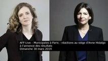 AFP Live - Municipales à Paris : réactions au siège d'Anne Hidalgo / Dimanche 30 mars