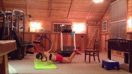 Evde spor: Göbek eritme, vücut şekillendirme ve sıkılaştırma için kardio egzersizleri (HIIT)