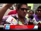 Chiclayo: Reportero de Punto Final pide garantias para su vida 26 03 14