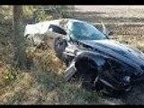 Compilation d'accident grave de voiture #65 / Crash car compilation horrible 65