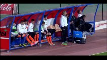 Goal Vargas - Almeria 0-2 Valencia - 27.03.2014
