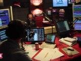 "Black M feat Romano ""Mme Pavoshko"" en live dans la Radio Libre."