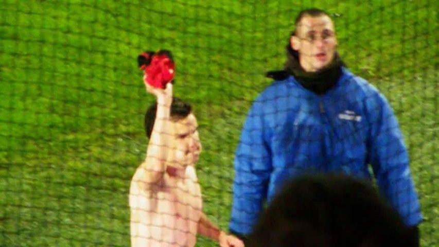 27/03/14 : SRFC-LOSC : maillots Danzé et Kana-Biyik
