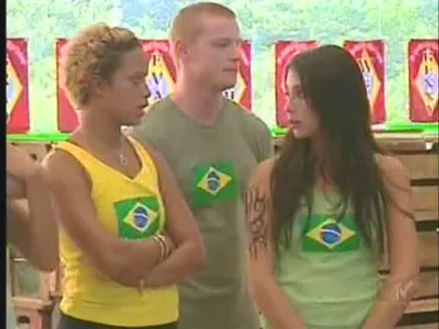 Real World/Road Rules Challenge: The Duel Episode 11