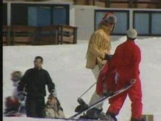 François au ski