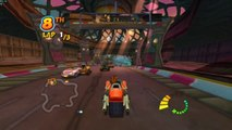 Crash Tag Team Racing HD on Dolphin Emulator (Widescreen Hack) part2