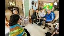 A 87 ans, Fidel Castro joue toujours avec son image