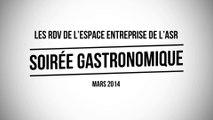 RDV Espace Entreprises - Soirée gastronomique