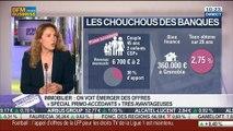 Les chouchous des banques pour les crédits immobiliers: Sandrine Allonier, dans Intégrale Placements – 28/03