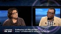 Entretien du jour du  260314 Catherine Le Pelletier auteur du livre : Littérature et société : La Guyane
