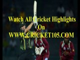 Watch West Indies v Australia Highlights T20 World Cup
