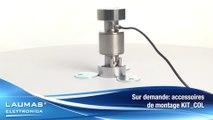COL – Capteurs de pesage à compression en cartouche – LAUMAS