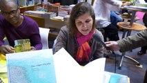 Rencontre avec Zendett Frit, au Salon du livre de Paris avec le ministère des Outre-mer