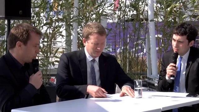 Embix accompagne les collectivités pour la conception de quartiers intelligents