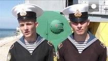 Le choix cornélien des cadets de l'académie navale de Sébastopostol
