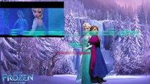 Lyrics Oggi per la prima volta reprise - Frozen il regno di ghiaccio - Italian