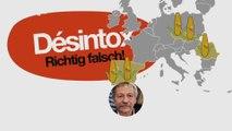 José Bové & les OGM en Europe - DESINTOX - 17/03/2014