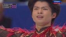 (露Спорт)町田樹 FS - 世界選手権2014 , Tatsuki MACHIDA FS - World Figure Skating Championships 2014