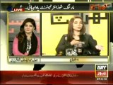 Juggan Kazim criticizes others but what about her own self?