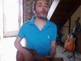 Chanson triste, chanson d'amour (au ukulélé) de Rudy BELLENOUE