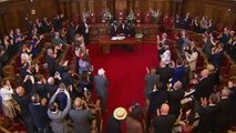 Gay marriage legalised: Same-sex couples tie the knot