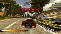 Burnout 3 HD Takedown on PCSX2 Emulator (Graphics issues