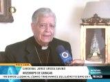 Nuncio Apostólico reitera disposición de mediar en diálogo entre Gobierno y oposición