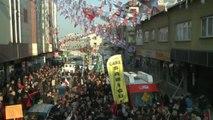 Three candidates set for Istanbul mayoral vote Sunday