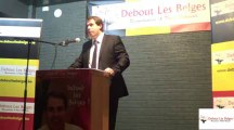 Laurent LOUIS, tête de liste fédéral dans le Hainaut !