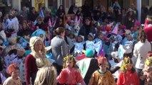 Carnaval 2014 de l'Ecole maternelle des Coquelicots à Vias