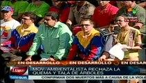 """Venezuela: ecosocialistas llegarán """"hasta donde diga el Presidente"""""""