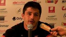 Rugby Top 14 - Jonathan Bousquet réagit après Oyonnax - Grenoble