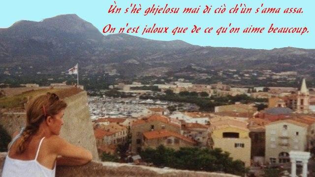 Proverbes Corse, Calvi