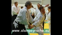Stage d'Aïkido traditionnel à Saint Amand avec Alain PEYRACHE