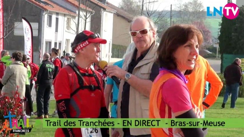 Interview d'un coureur au 24 km, Daniel - Trail des Tranchées 2014