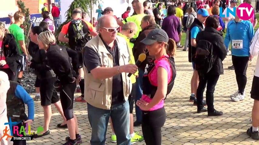 Interview d'une coureuse: Carole - Trail des Tranchées 2014