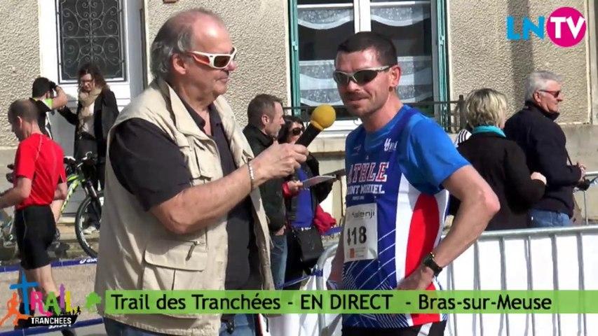 Interview de Jean-Michel, 4ème au 12 km Trail des Tranchées 2014