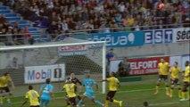 But Nicolas NKOULOU (90ème) - FC Sochaux-Montbéliard - Olympique de Marseille - (1-1) - 29/03/14 - (FCSM-OM)