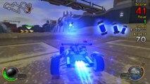 Jak X - Coupe Eco Rouge - Kras : Docks de Kras - Course à mort